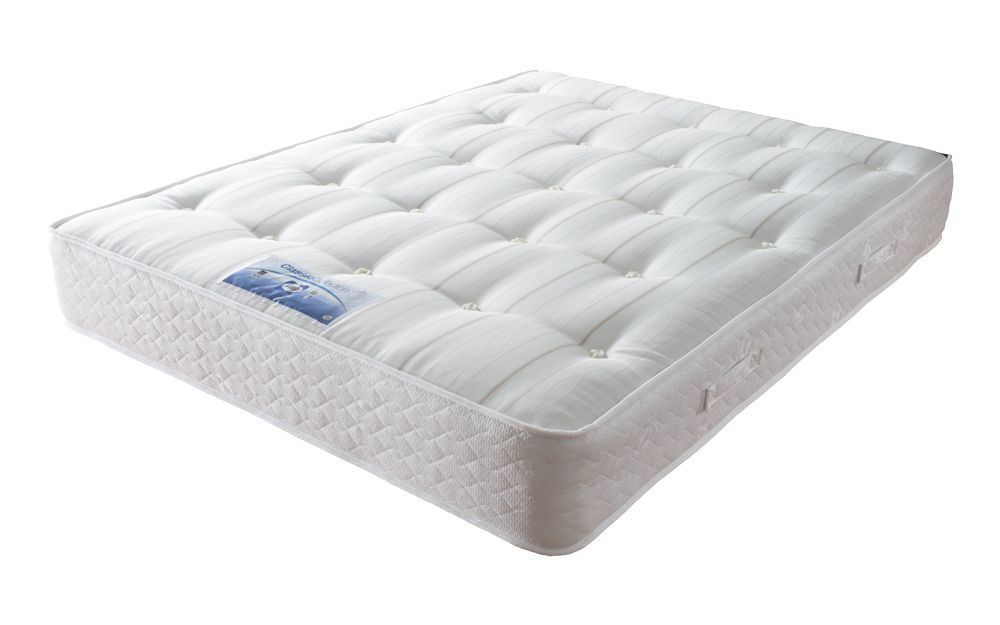 Why do I need to buy the Eurotop mattresses?